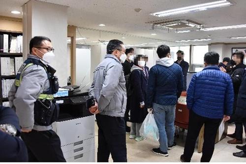 서울시, 신천지 유관단체 '하늘문화세계평화광복' 행정조사