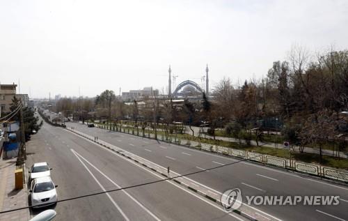 이란, '민족대이동' 새해연휴 임박 이동최소화 '안간힘'