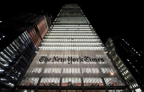 """중, NYT·WP·WSJ 기자 사실상 추방…""""어쩔 수 없는 반격조치""""(종합)"""