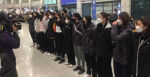 """배드민턴 대표팀 """"코로나로 모든 게 어긋나…일단 자가격리"""""""