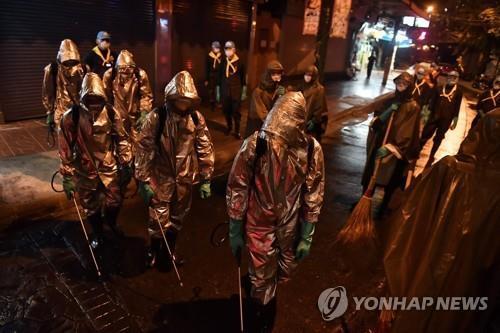 태국, 코로나19 확진자 일일 최다 60명 발생…272명으로 늘어
