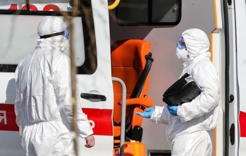 러시아서 첫 코로나19 사망자…확진자는 199명으로 늘어(종합)