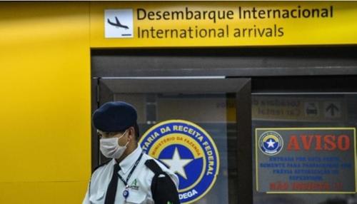 브라질, 육로 이어 항공편 입국규제도 강화…한·중·EU 등 대상