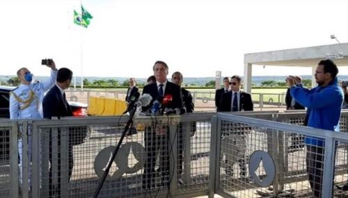브라질 대통령 방미 일행 코로나19 확진·양성 22명으로 늘어