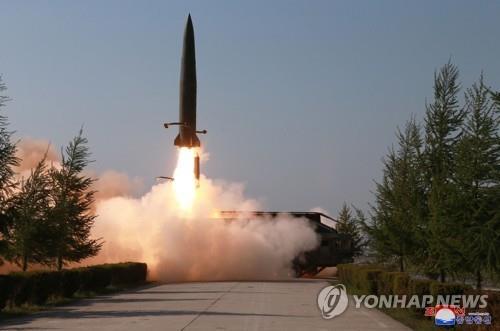 '북한판 에이테킴스' 2발 발사 가능성…요격 어렵게 변칙기동