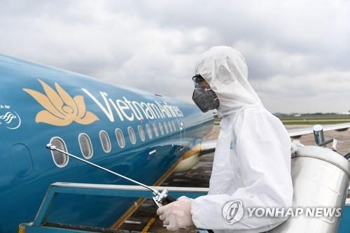 빗장 걸어 잠그는 베트남…베트남 들어오는 국제선 운항 금지