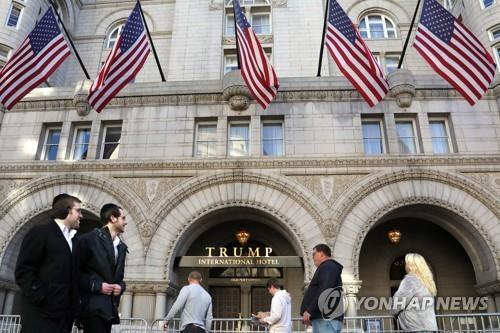 코로나19 여파에 '트럼프 호텔'도 줄줄이 영업중단·해고