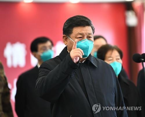 """시진핑, 프랑스·독일 등에 지원의사…""""인류 보건공동체 만들자"""""""