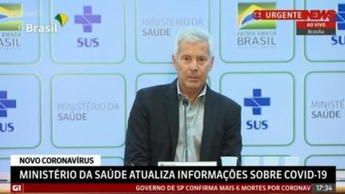 브라질 코로나19 확진자 1천128명으로 늘어…사망 18명