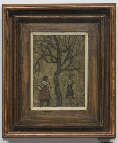 '나무와 두 여인' 양구 박수근미술관서 5월부터 전시