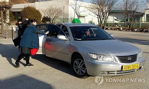 충북 통학 택시 지원, 중학교까지 확대…31개교 188명 혜택