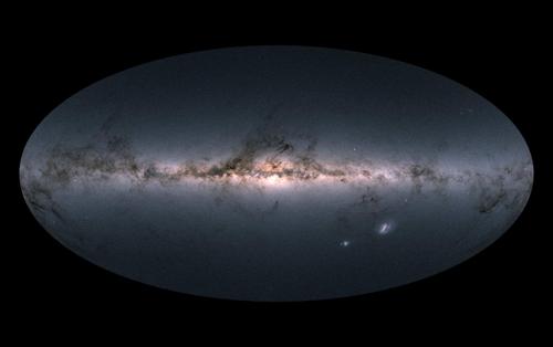 우리 은하 '끝' 확인…약 190만 광년 걸쳐 펼쳐져 있어