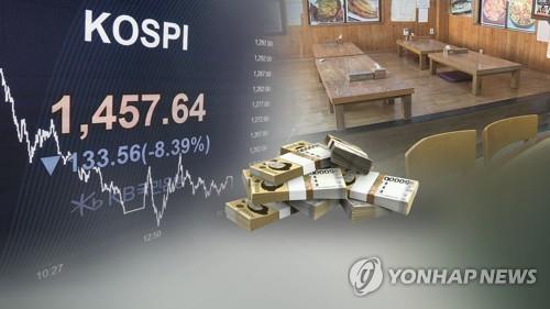 '개미들 저가매수 준비'…대기자금 투자자예탁금 40조 돌파(종합)