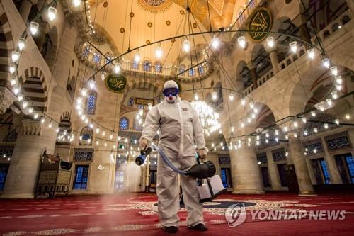터키 코로나19 확진자 1천529명…사망자 37명