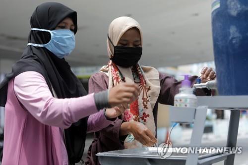 인도네시아·말레이시아, 코로나19 확진자 각 100명 넘게 증가