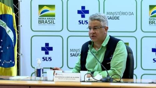 브라질 코로나19 확진자 첫보고 후 1개월만에 2천201명으로 늘어