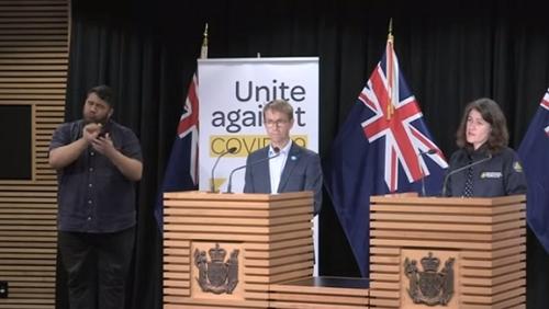뉴질랜드 코로나19 누적 감염자 205명….국가 비상사태 선포