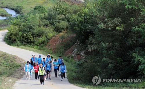 'DMZ 평화의 길' 올해 7개 노선 추가 개방…140억원 투자