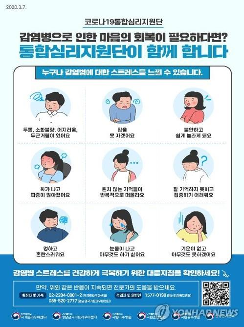 """""""코로나19로 우울""""…광주 심리지원단, 1주일간 542건 상담"""