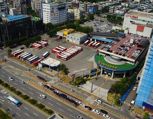 청주시, 고속버스터미널 현대화사업 조건부 가결…추진 '탄력'