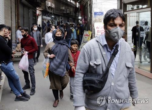이란, 경제난에 주저하던 이동 금지령 결국 선택(종합)