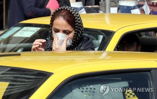 이란, 경제난에 주저한 이동금지 사망 2천명 넘자 결국 시행(종합2보)