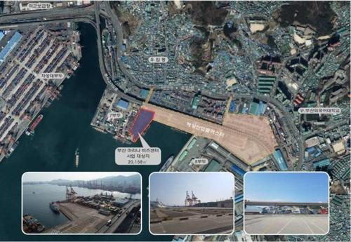 부산 해양산업 핵심 마리나 비즈센터 건축설계 공모