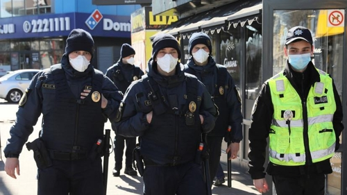 우크라이나도 코로나19 관련 내달 24일까지 국가비상사태 선포