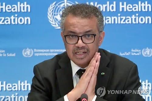 """WHO """"코로나19 확산 방지 위해 공격적 조처해야"""""""