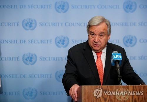 유엔, 최빈국·취약층 코로나19 대응에 20억달러 지원