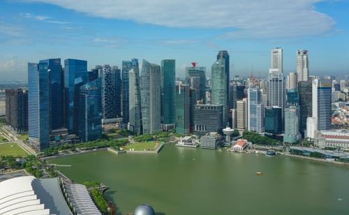 싱가포르 1분기 GDP 성장률 -2.2%…코로나19 충격 첫 확인
