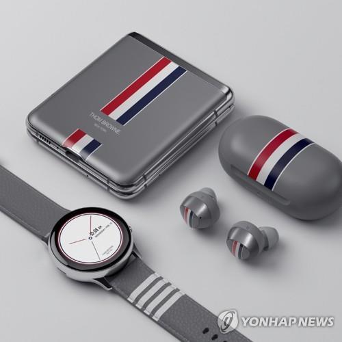 중국서 삼성 갤럭시Z플립 톰브라운 또 '3분 완판'
