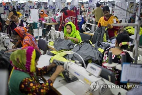 방글라, '코로나 충격' 수출 산업에 대규모 지원책 마련