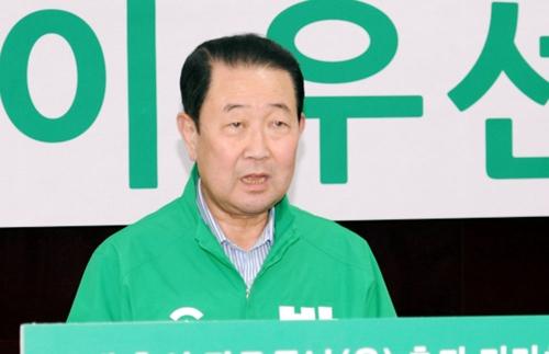 민생당 박주선 의원, 광주 동남을 출마