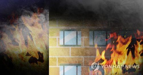 극단적 선택 하려다 모텔에 불낸 중국 동포 2심도 실형