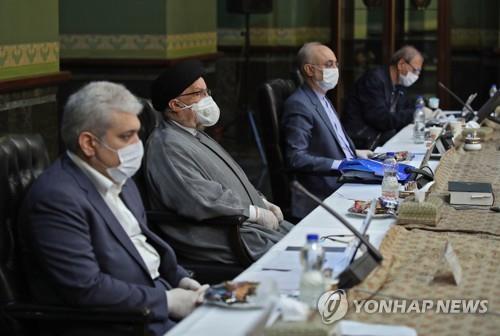 """이란 코로나19 일일 확진·사망 최다 증가…""""아직 정점 아냐"""""""