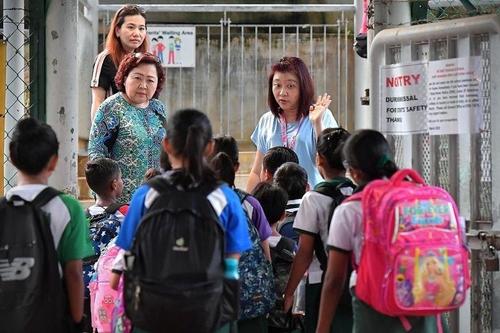 한국이 참고하겠다는 '싱가포르 개학' 어떻게 진행됐나 보니