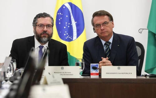 """G20 회의 참여 브라질 대통령 """"경제회복 수반하는 대응 필요"""""""
