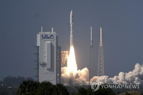 미국 우주군, 코로나19 확산 속 첫 군사위성 발사