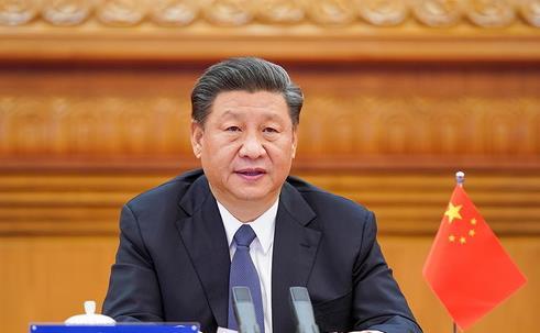 """시진핑 """"중국·WHO 코로나19 퇴치 공조로 성과"""""""
