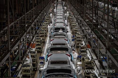 코로나19로 중국 1∼2월 공업이익 38.3% 급감