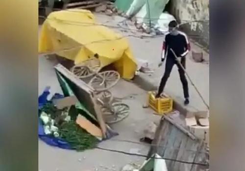 인도 '국가봉쇄령' 사흘째…곳곳에서 혼란·경찰 폭행