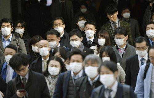 일본 도쿄 지사 '외출 자제' 요청에 재택근무 기업 속출
