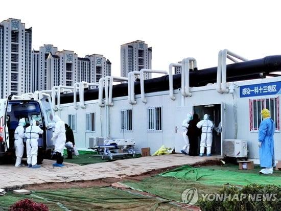 중국 신규 확진자 573명·사망 35명…`코로나19` 8만명 육박