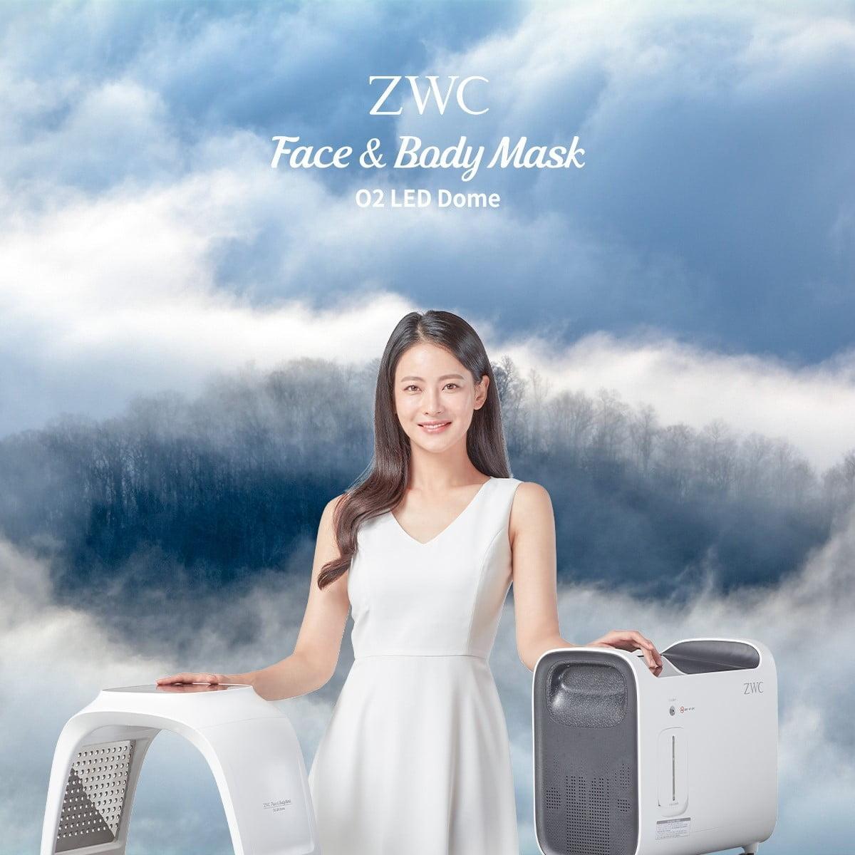 자이글 ZWC `페이스&바디 마스크(산소LED돔)`의 고농도 산소 케어, 삶의 질을 높이는 방안으로 주목