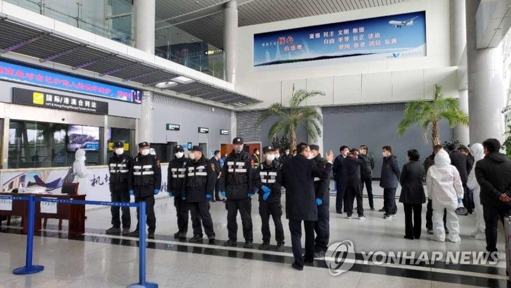 中광둥성, 한국발 승객 2주 강제격리…비용 전액 `승객 몫`