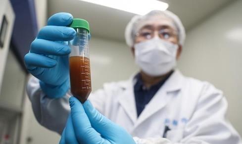 """中상하이 """"코로나19 백신 개발 큰 진전""""…내달 임상 돌입"""