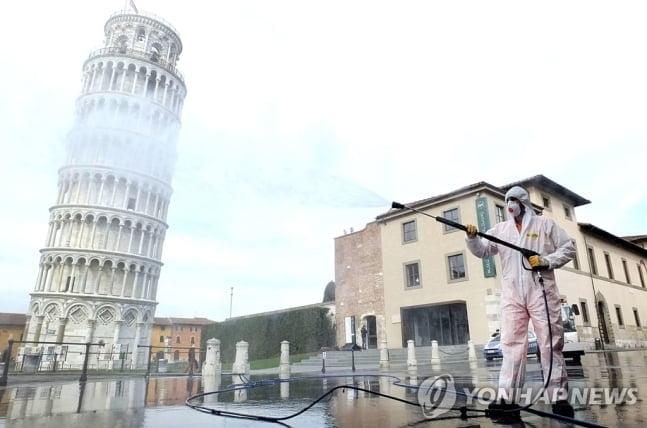 """이탈리아, 모든 공장 멈춘다…""""2차 대전 이후 최악의 위기"""""""