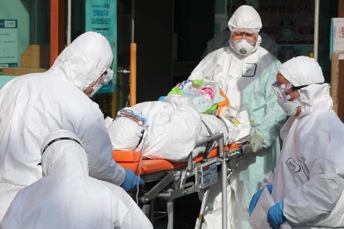 [속보] 대구 김신요양병원 확진 환자 사망…국내 111번째