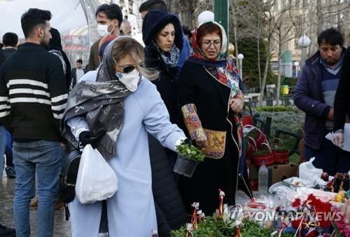 이란 코로나19 사망 2,000명 육박…나흘 연속 120명↑